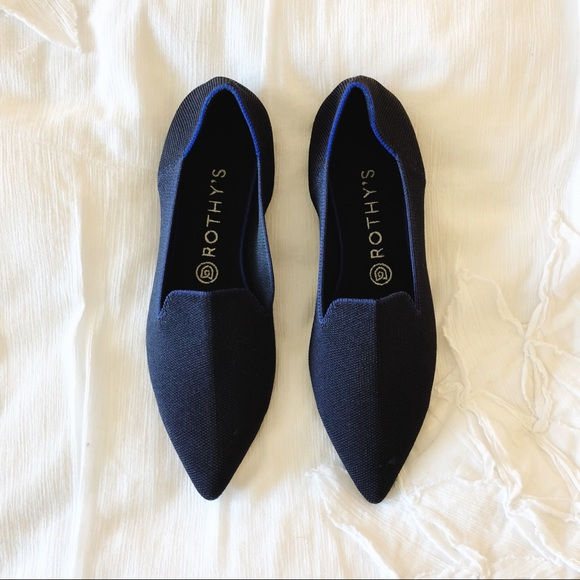 rothys shoes the point loafer limited edition poshmark